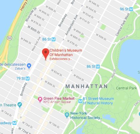 GRANDES MUSEOS DE NUEVA YORK PARA PEQUEÑOS TURISTAS – MariaViajera